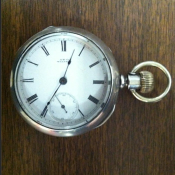 pat pinion  - Pocket Watches