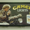 Camel Lights Two-Sided Sign