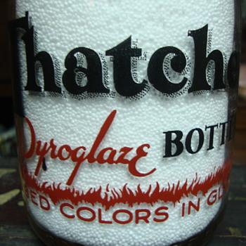 Thatcher Pyroglaze Quart Bottle.......