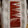 1/2 GALLON DAIRY INDUSTRIES EXPOSITION MILK BOTTLE.....October 25 - 30, 1954