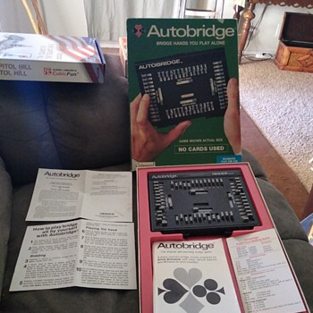 Autobridge basic course by Alfred p sheinwold - Games