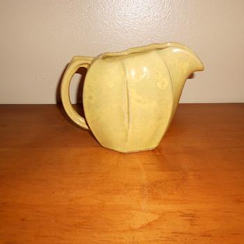 McCoy pitcher - Pottery
