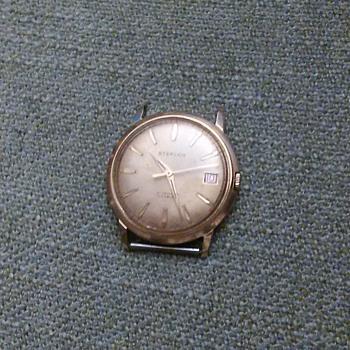 Oddball Steelco Swiss made wristwatch