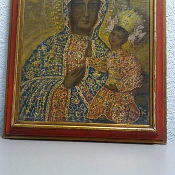 Black Madonna, Czestochowa, Poland - Fine Art