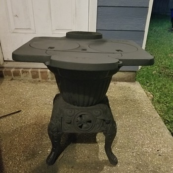 Wood burning stove Gem no. B180 - Kitchen