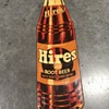 Hires Root Beer Bottle sign 4ft tall