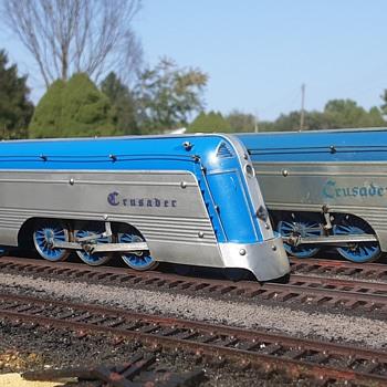 PENN LINE Reading Crusaders, HO Scale - Model Trains