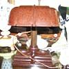 Bakelite desk/bankers lamp