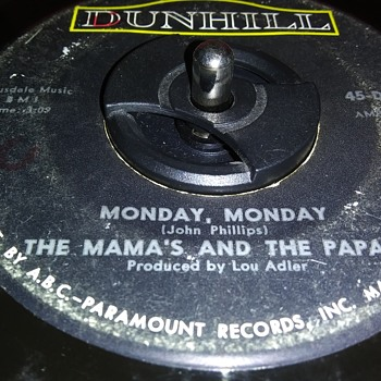 THE MAMAS AND THE PAPAS - Records