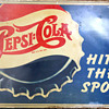 Pepsi Sign Found in a Barn ID?
