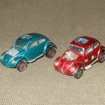 Hot Wheels Wednesday Custom Volkswagen - Model Cars