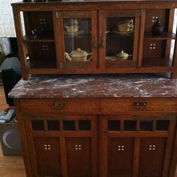 Onder den Sint Maarten cupboard - Furniture