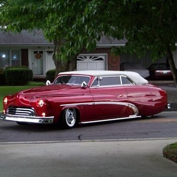 1949 Lincoln  (Baby Linc) - Classic Cars