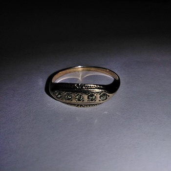 Victorian marcasite ring ? - Victorian Era