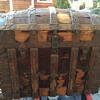 Abe Foot Manufacturer- Cross Slat Barrel top Trunk