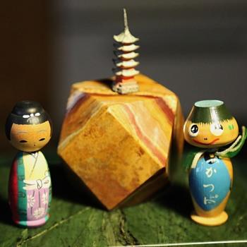 Kokeshi Dolls? - Asian