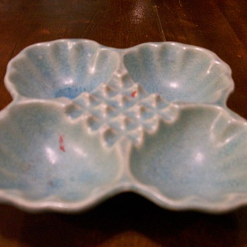 Ceramic ashtray? - Pottery