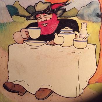 Tea Tyme and  sarsaparilla  - Records