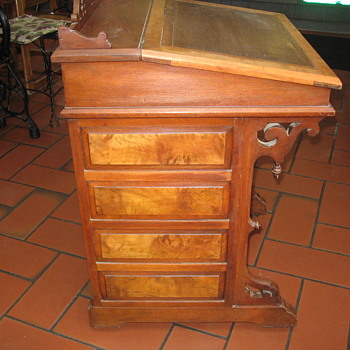 My Antique Davenport Desk  - Furniture