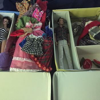Barbie & Ken - Dolls