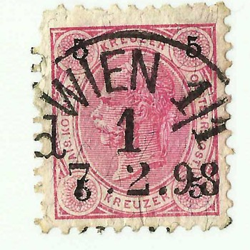 King Penny stamps