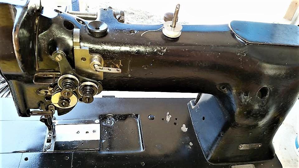 40 Singer 40W40 Walking Foot Industrial Sewing Machine Impressive Singer Walking Foot Industrial Sewing Machine