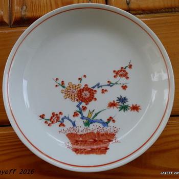 Japanese Arita-Yaki in Kakiemon Style Plate - Asian