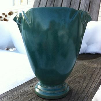 Frankoma Rams Head Vase, #38