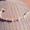 Grandmothers tifari gold bracelet with pearls