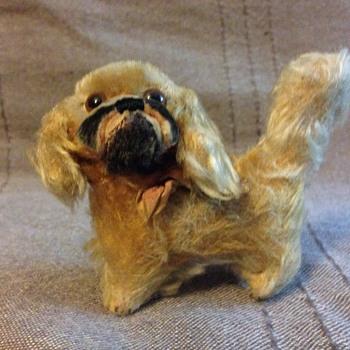 Steiff Peky Pekinese   1310     - Dolls