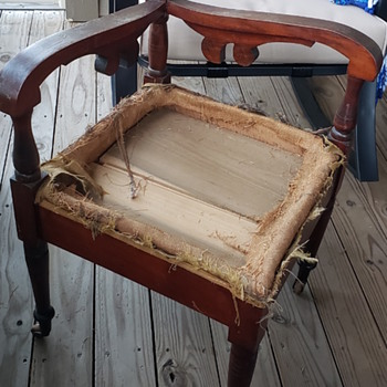 Corner chair - Furniture