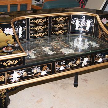 Oriental Desk - Asian