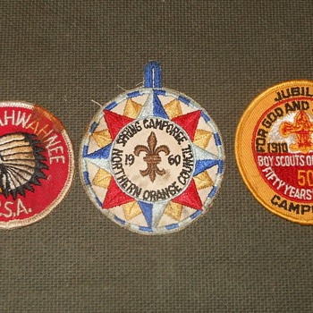 The Saturday Evening Scout Post - Patches and Pins - Medals Pins and Badges