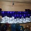 Morgantown Golf Ball Stem Glassware