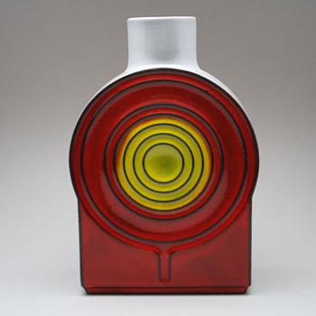 Steuler vase designed by Cari Zalloni 1970s - Pottery