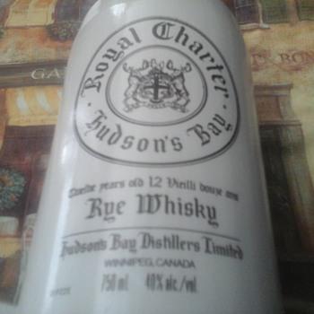 Royal Charter Hudson Bay - Bottles