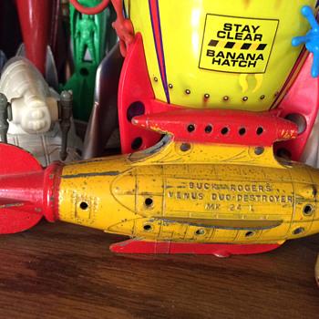 Rocket & Drums - Toys