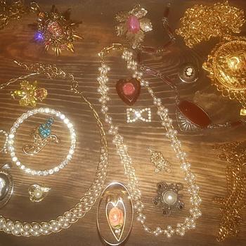 grandma's jewelry part 2.....