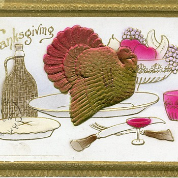 Thanksgiving Post Cards - Postcards