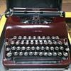 Sterling Corona Typewriter