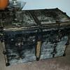Steamer trunk/ big treasure chest