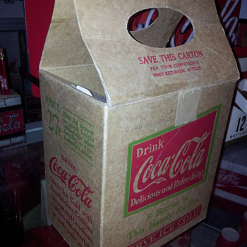 My Favorite Coca-Cola Carrier - Coca-Cola