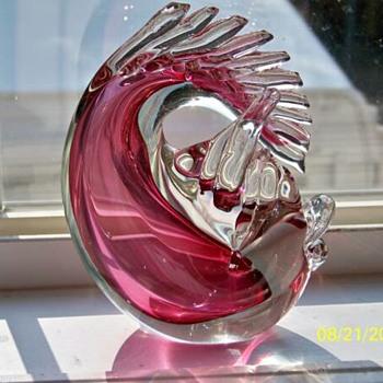 Nice Fish - Art Glass
