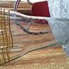 murano? bubble glass vase