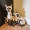 Misc. Cats Statues