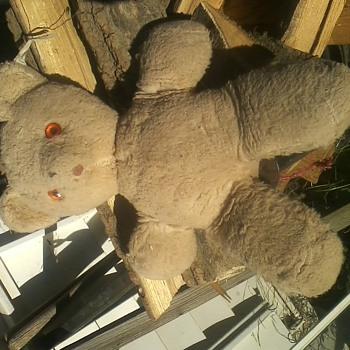 Character Novelty Co. Norwalk Conn Teddy Bear