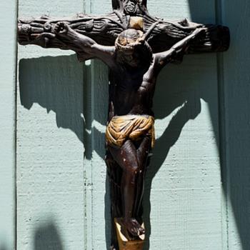 Black Christ of Esquipulas, Guatemala? - Folk Art