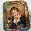 1950 Coca Cola tray