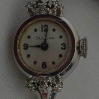 1954 Bulova Ladies watch - Wristwatches