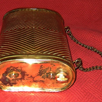 Victorian Era French Made Foot Warmer